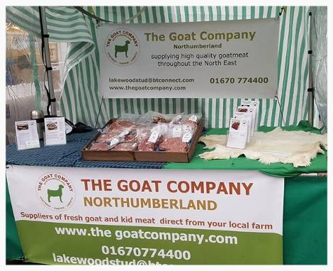 Buy Goat Meat Online The Goat Company Northumberland UK